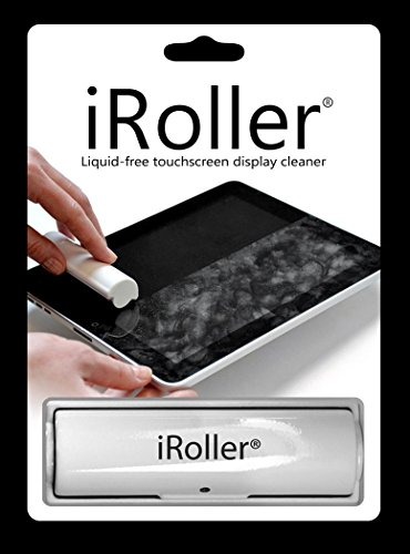 Iroller  Reusable Liquid Free Touchscreen Cleaner For Smartphones And Tablets   Immediately Sanitizes   Easy To Use And Incredibly Effective On Any Touch Screen  Original