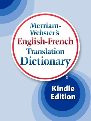 English To French Dictionary Ebook