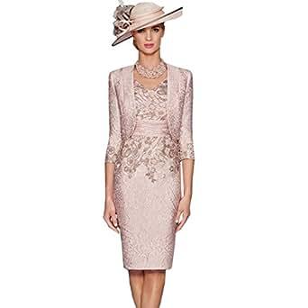 fenghuavip elegant v neck 2 pcs champagne pink bridal. Black Bedroom Furniture Sets. Home Design Ideas