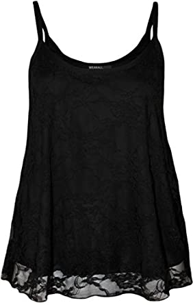 Size camisole for 2017 tops 18 women lace kingdom with sneakers