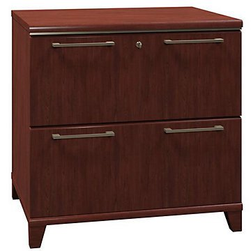 Enterprise Lateral File(Mocha Cherry) by OFF1