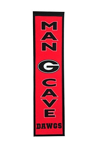 Winning Streak NCAA Georgia Bulldogs Man Cave -