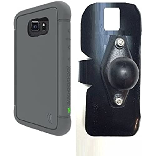 SlipGrip RAM Holder For Samsung Galaxy S7 Active Using BodyGuardz Shock Case Sales