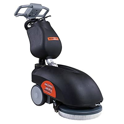 Boss Cleaning Equipment GB1400B Gloss Boss Auto Scrubber - 14 Inch Wide Cleaning Path - BMC-BCE GB14-100240