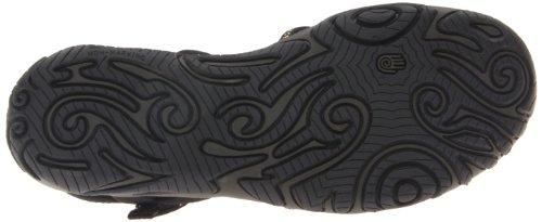 Teva Dames Kayenta Studded Sport Sandaal Zwart