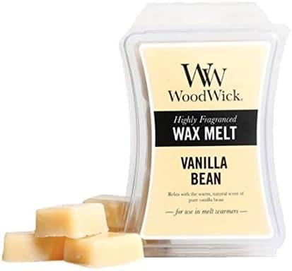 WoodWick Vanilla Bean Wax Melts