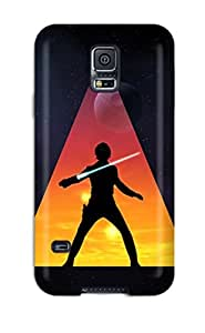 Hot Star Wars Iphone First Grade Tpu Phone Case For Galaxy S5 Case Cover