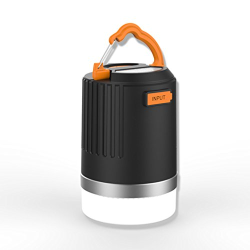 LESHP Dimmable Portable Waterproof Rechargeable