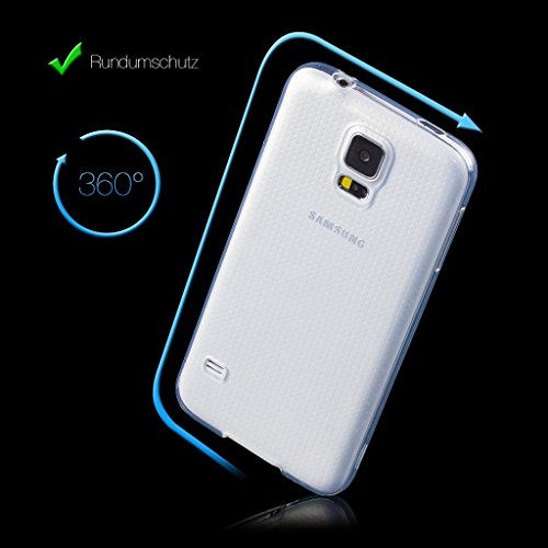 iCues | Compatible with Huawei Ascend P7 | Transparent TPU Case Clear | [Screen Protector Included] Clear Rubber Cover crystal transparent silicone shell TPU minimalist