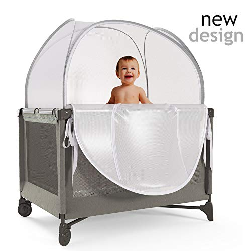 Nahbou Baby Crib Tent - Pack