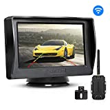BOSCAM K1 Wireless Backup Camera and Monitor Kit, 4.3 Inches LCD Rear View