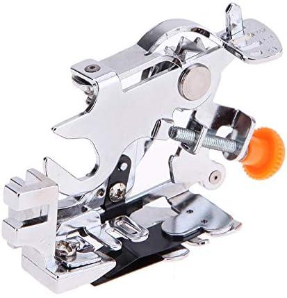 Ruffler Hem Prensatelas para máquina de coser Brother Singer ...