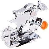 1 unids máquina de coser doméstica cortador lateral overlock prensatelas pies pies coser herramientas de conexión: Amazon.es: Hogar