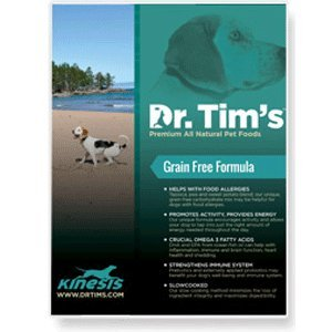 Dr. Tim's All Natural Pet Food Grain Free for All Life Stages, (Dr Tims Dog Food)