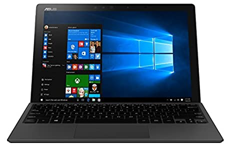 [Ancien Modèle] Asus Transformer 3 Pro PC portable 2-en-1 Tactile 12.6″ WQ+ Gris (Intel Core i5, 4 Go de RAM, SSD 128 Go, Windows 10)
