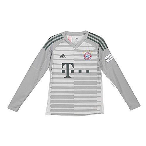 adidas Bayern Munich Home Kids Goalkeeper Jersey 2018/2019 - M / 152cm ()