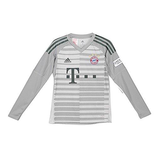 (adidas Bayern Munich Home Kids Goalkeeper Jersey 2018/2019 - L / 164cm)