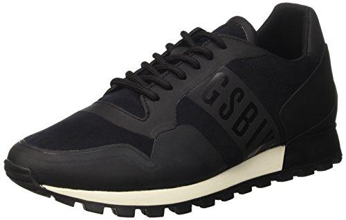 er 1944 Bikkembergs 999 Fend Black Uomo Sneaker Nero HcnxwTqWfn