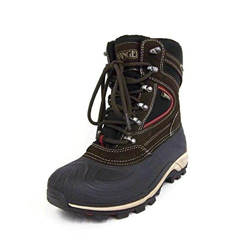 Ranger Womens Vistamont Rpw107 Snow Boot, Brown (8)
