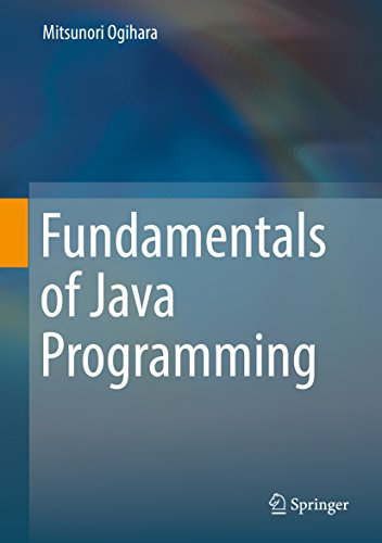 Basic Java Programming Ebook