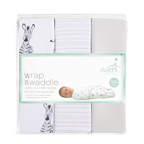 Aden By Aden Anais Swaddle Wearable Baby Wrap 100 Cotton