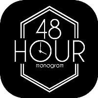 48 hour monogram