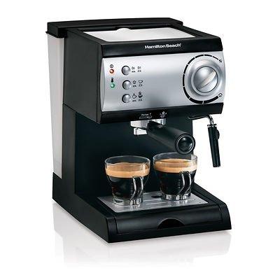 40715hb - Hb Espresso Maker by Hamilton Beach