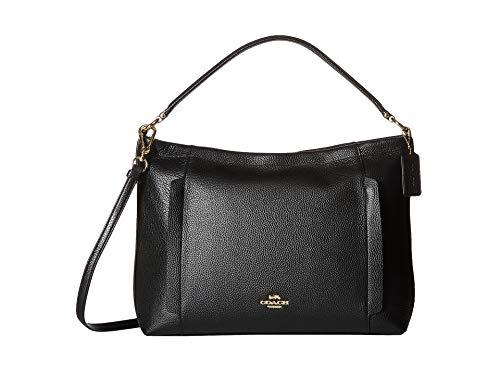Black Coach Handbag - 2