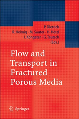 Ilmainen ladattava pdf-oppikirja Flow and Transport in Fractured Porous Media 3642062318 ePub