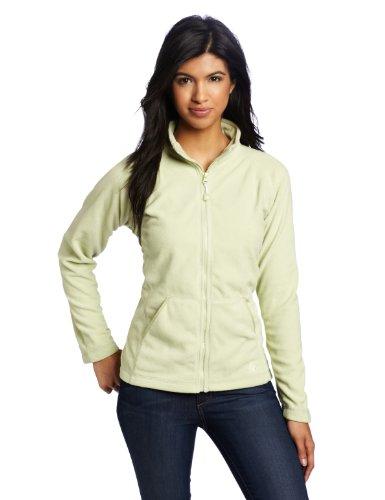 Colorado Clothing Full Zip Light Fleece Jacket, Wasabi, Large