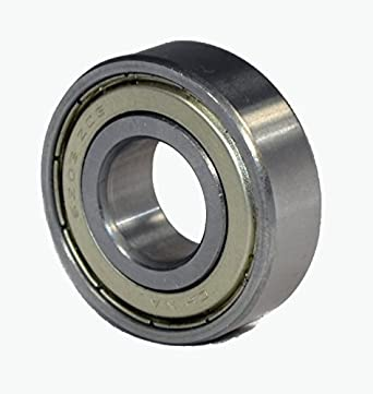 8x 6303-ZZ Ball Bearing 17mm x 47mm x 14mm Double Shielded Metal Seal NEW