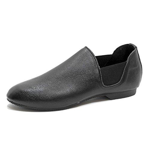 [クラウンシューズ] CROWN ローカット サイドゴアシューズ (Low Chelsea Boots)