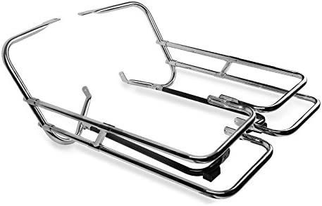 Support de sacoche Twin Rail pour Harley Electra Glide Classic 97-05 protection