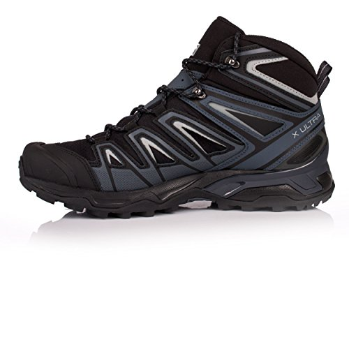 Hautes Gris Ultra X Homme Salomon Chaussures Mid De Gtx 3 Randonnée 8qwwFRZ