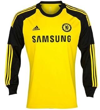 2013-14 Chelsea Adidas Home Goalkeeper Shirt 92bf5fd60