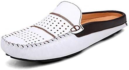 デッキシューズ メンズ靴 ドライビングシューズ 革靴 防滑 通気性 スリッパ 運転用 プレゼント 疲れない カジュアル モカシン スリッポン オフィス 人気 柔らかい 走れる 厚底 屈曲性 春夏秋 蒸れにくい 軽量