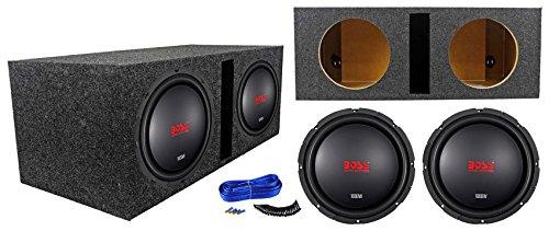 """Boss Audio CXX104DVC 10"""" 2000 Watt Car Subwoofers+Vented Su"""