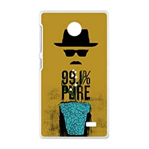 Breaking bad graphic design Cell Phone Case for Nokia Lumia X