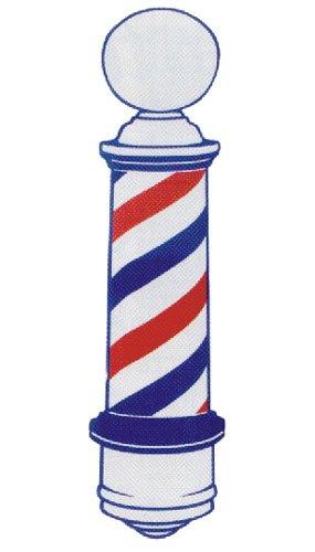 Amazon Barber Pole Decal Beauty