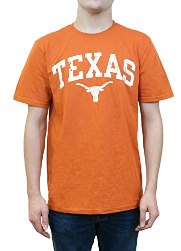 Elite Fan Shop Texas Longhorns Tshirt Vintage Orange - XXL ()