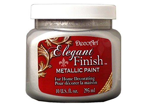 decoart-elegant-finish-metallic-paint-10-oz-shimmer-silver