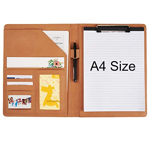 Document Organizer Portfolio Clipboard Interview