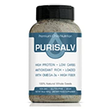 Amazon.com: purisalv Premium Chia: Health & Personal Care
