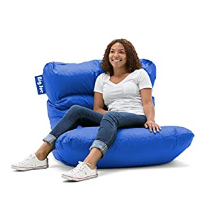 big joe roma bean bag chair sapphire kitchen dining. Black Bedroom Furniture Sets. Home Design Ideas