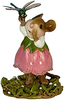 product image for Wee Forest Folk M-643 Pretty Perch in Pink (New 2018)