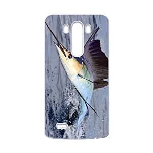 The Jumping Sailfish Hight Quality Plastic Case for LG G3