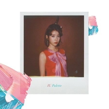 Audio Palette Cd - IU - [PALETTE] 4TH ALBUM CD+Photobook With G-Dragon, Oh Hyuk Sealed K-POP
