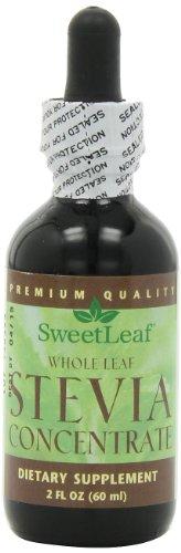 Stevia concentré entier Leaf, 2Fl