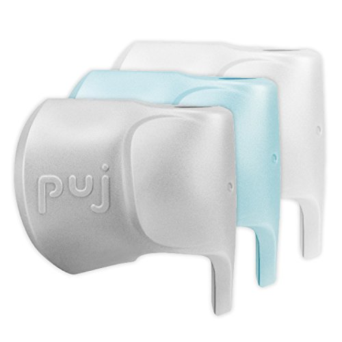 Puj Snug - Ultra Soft Spout Cover (Grey) by Puj (Image #6)