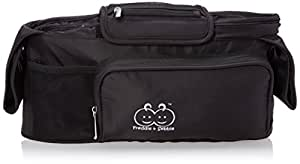 Stroller Organizer - Stylish,, Functional and Very Highly Rated. Keep Your Accessories Safe and Secure. Fits Most Strollers. Waterproof & Leakproof. Fully Guaranteed